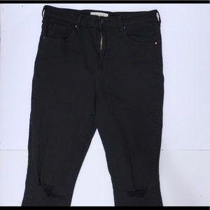 PacSun Black Denim Jeans